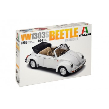 VW 1303S BEETLE CABRIOLET 1:24