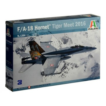 F/A-18 HORNET TIGER MEET 2016''  1/72
