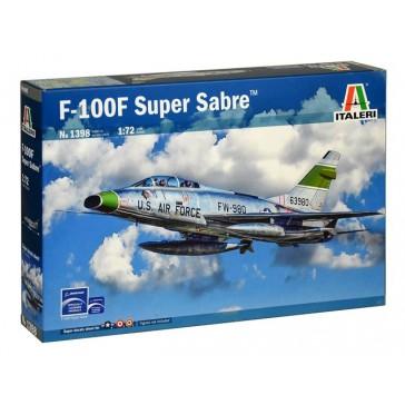 F-100F SUPER SABRE 1:72 *