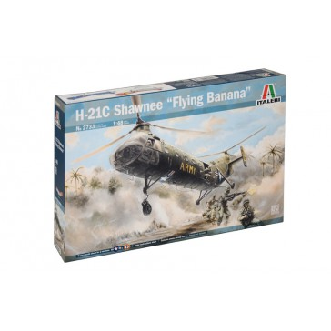 H21C SHAWNEE FLYING BANANA 1:48