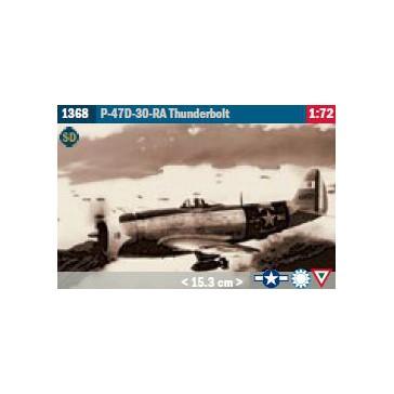 P-47D-30-RA THUNDERBOLT 1:72 *