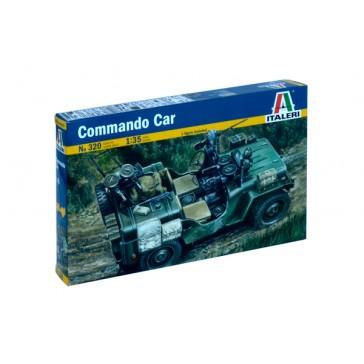 COMMANDO CAR 1:35