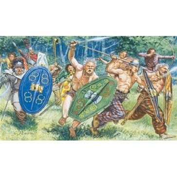 GAULS WARRIORS (III CENTURY B.C.) 1:72