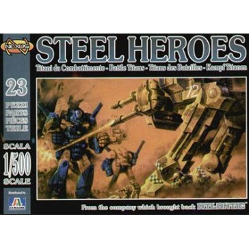 STEEL HEROES 1/500