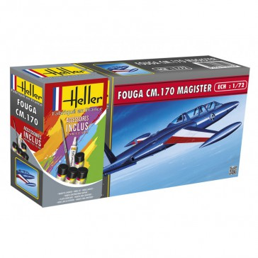 Fouga Magister Cm 170 1/72