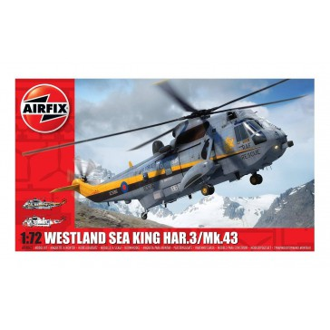 WESTLAND SEA KING HAS.3 1/72 (3/18) *