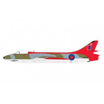 HAWKER HUNTER F6 1/48 (10/18) *