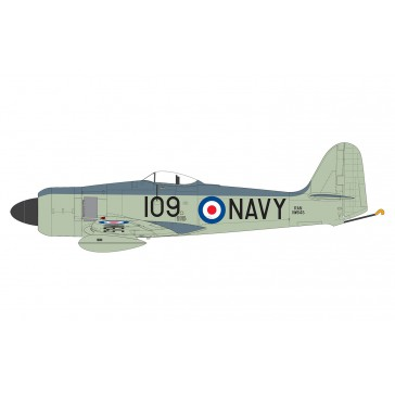 HAWKER SEA FURY II EXP.ED. 1/48 (11/18) *