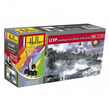 Lcvp Landing Craft Veh. & Pers.1/72