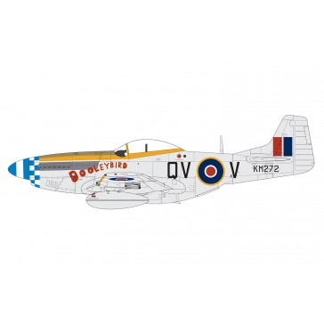 NORTH AMERICAN MUSTANG Mk.IV 1/48 (12/18) *