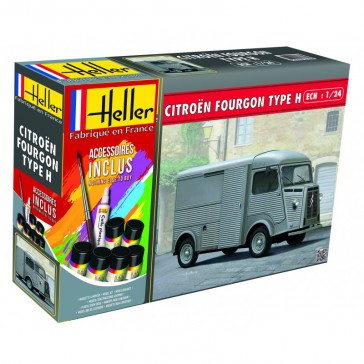 Citroen Fourgon Hy 1/24