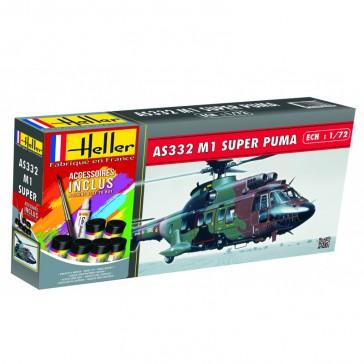 Super Puma As332 M1 (78 Pces) 1/72