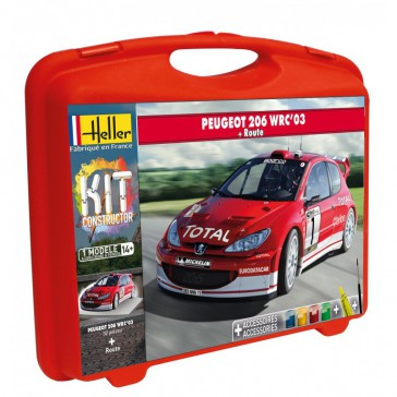 Peugoet 206 WRC 2003 1/43
