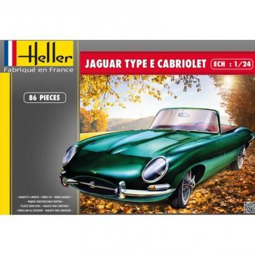 Jaguar Type E 3.8l Cabriolet 1/24