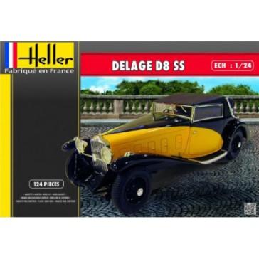 Delage D8 SS 1/24