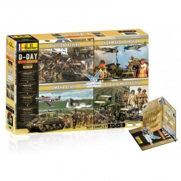 Coffret Edition Limitée D-Day 1/72