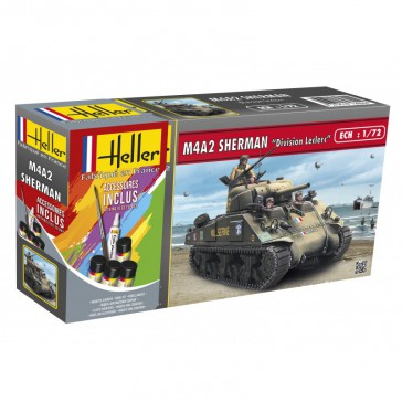 M4A2 Sherman Division Leclerc 1/72
