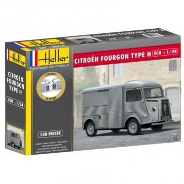 Citroen Fourgon Type HY Tube 1/24