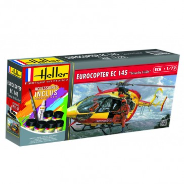 Eurocopter Ec145 Séc. Civile 1/72