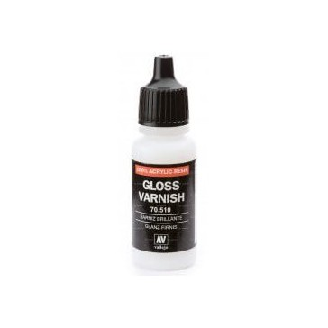 Permanent Gloss Varnish (17ml)