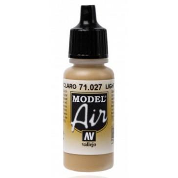 Peinture Acrylic Model Air (17ml) - Light Brown