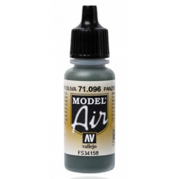Peinture Acrylic Model Air (17ml) - Panzer Olive