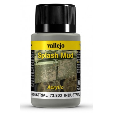 Weathering Effects Splash Mud - Industrial Spalsh Mud (40 ml.)