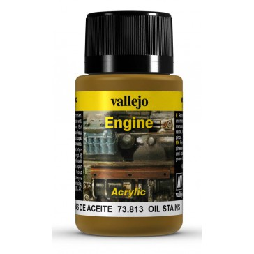 Weathering Effects Engine Effects - Oil Stains (40 ml.)