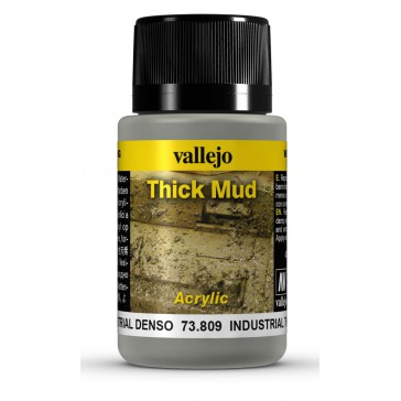 Weathering Effects Thick Mud - Industrial Thick Mud (40 ml.)