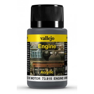 Weathering Effects Engine Effects - Engine Grime (40 ml.)