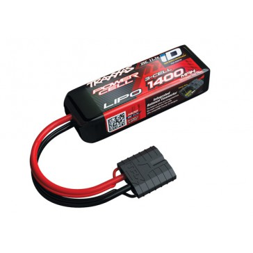 Power Cell LiPo 1400mAh 11.1V 3S 25C , all 1/16 models