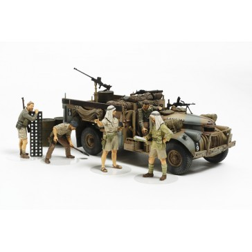 Command Car LRG et Figurines