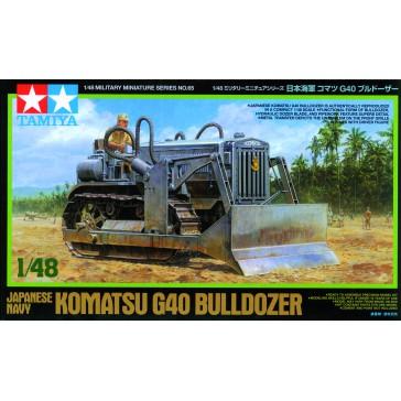 Bulldozer Komatsu G40