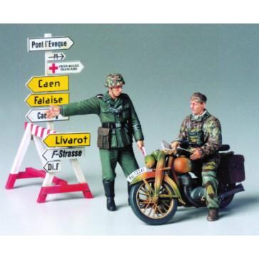 Ordonnances Allemandes et moto