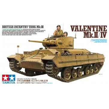 Valentine Mk.II/IV