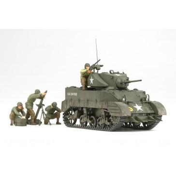 M5A1 et figurines