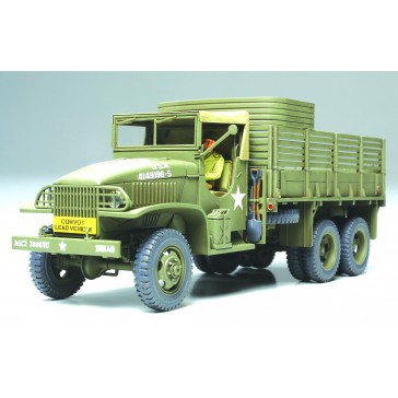 2.5ton 6X6 Cargo Truck