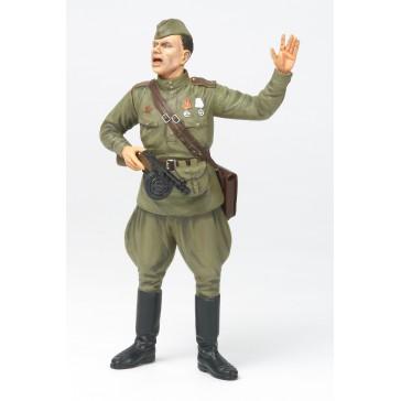 Commandant Russe