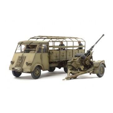 Camion AHN 3,5t et FlaK 37