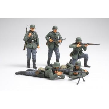Infanterie Allemande France 1940