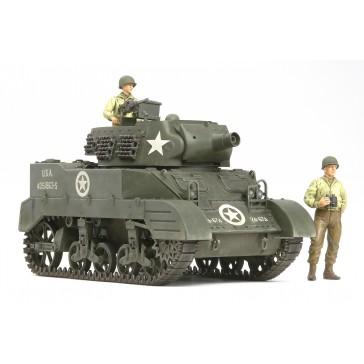Obusier US M8 et figurines