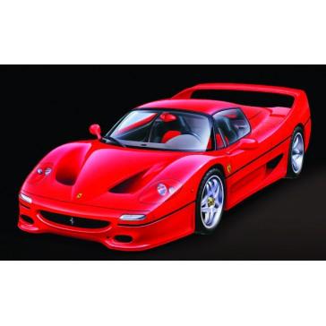 DISC.. Ferrari F50 rouge