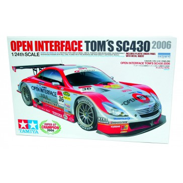 Open Interface Tom's SC430