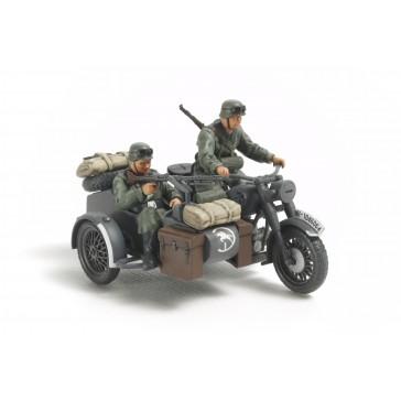 Sidecar Allemand 2ème G.M.