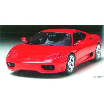 Ferrari 360 Modena rouge