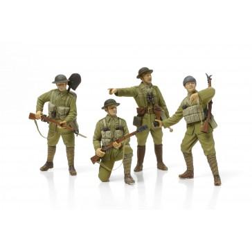Infanterie Britannique 1ère GM