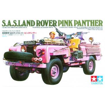 Land Rover Pink Panther SAS