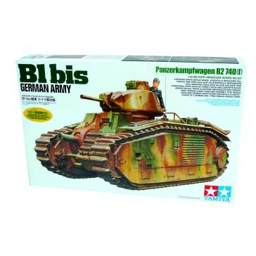 Char B1 Bis Armée Allemande