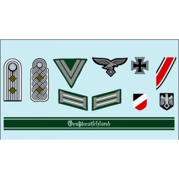 Insignes Allds 2ème GM VOL.2