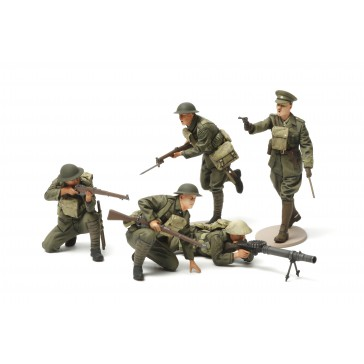 Infanterie Britannique 1ère G.M.